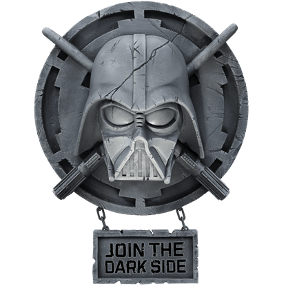 Darth Vader Wall Plaque