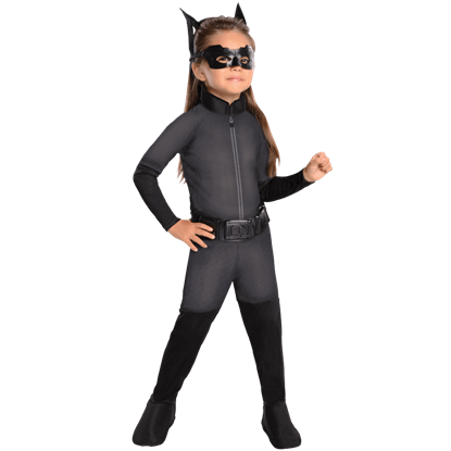 Toddler Dark Knight Rises Catwoman Costume