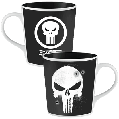Marvel Punisher Ceramic Mug