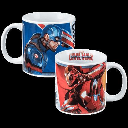 Captain America Civil War Ceramic Mug