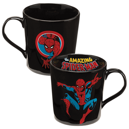 Amazing Spider-Man Ceramic Mug