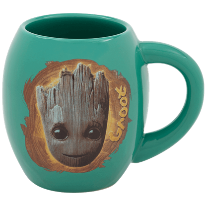Guardians of the Galaxy Vol 2 Groot Oval Mug