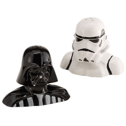 Star Wars Villain Salt and Pepper Set