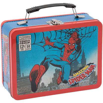 Amazing Spider-Man Large Tin Tote