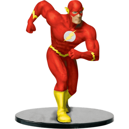 DC Hero Flash Statue