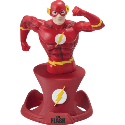 Flash Bust Paperweight