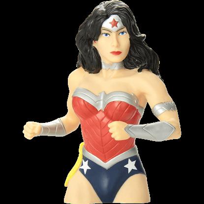 Wonder Woman Bust Bank