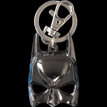 Batman Cowl Keychain