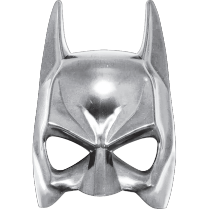 Batman Cowl Lapel Pin