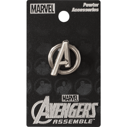 Avengers Logo Lapel Pin