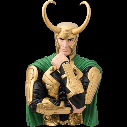Loki Bust Bank