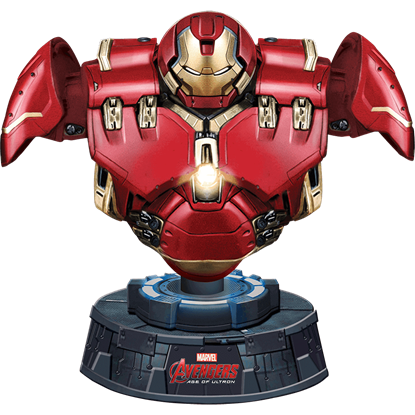 Light Up Hulkbuster Paperweight