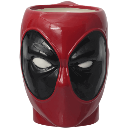 Deadpool 3D Ceramic Mug