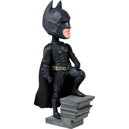 Dark Knight Rises Batman Headknocker