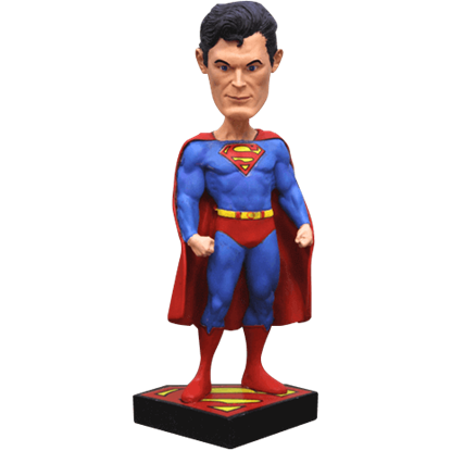 DC Classics Superman Headknocker