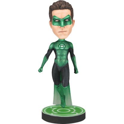 Green Lantern Headknocker