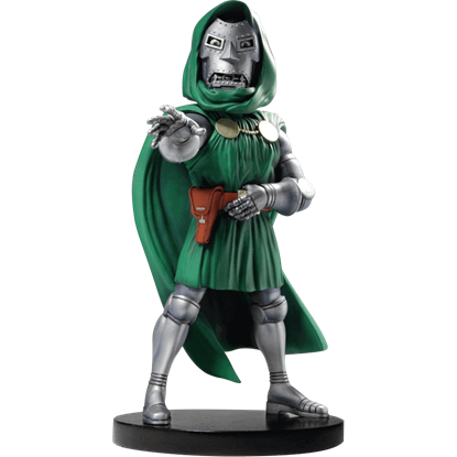 Marvel Classics Doctor Doom Headknocker