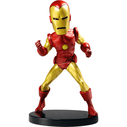 Marvel Classics Iron Man Headknocker
