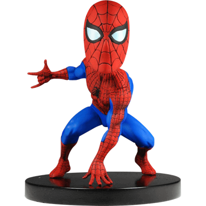 Marvel Classics Spiderman Headknocker