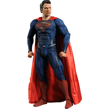 Man of Steel Large Superman Action Figure