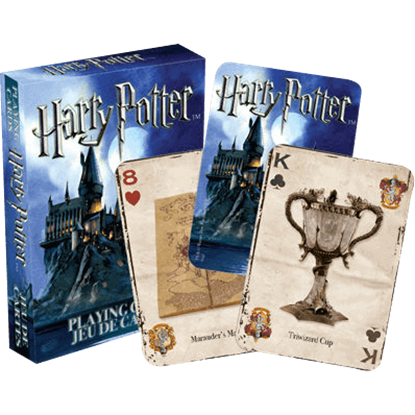 Harry Potter Symbols Playing Cards