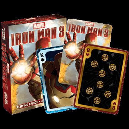 Iron Man 3 Playing Cards