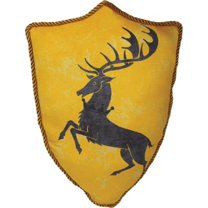 Game of Thrones House Baratheon Sigil Throw Pillow
