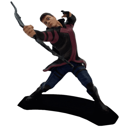 Hawkeye Age of Ultron Metal Miniature