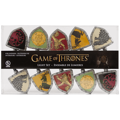 Game of Thrones Shield Light Set