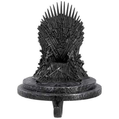 Game of Thrones Iron Throne Stocking Hanger