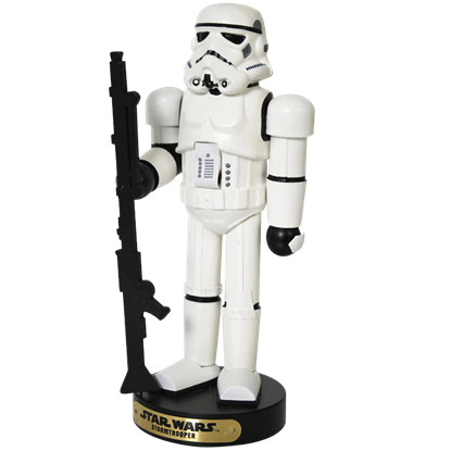 Star Wars Stormtrooper Nutcracker