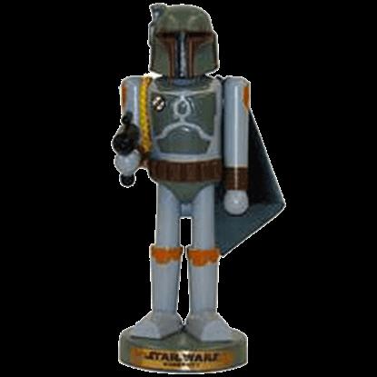 Star Wars Boba Fett Nutcracker