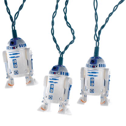 Star Wars R2-D2 Light Set
