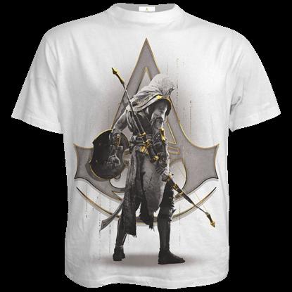 Assassins Creed Origins White T-Shirt