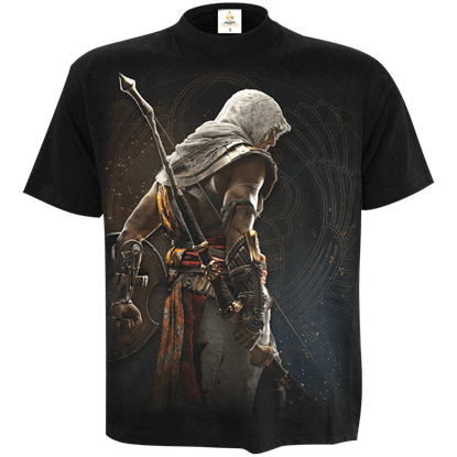 Assassins Creed Origins Black T-Shirt