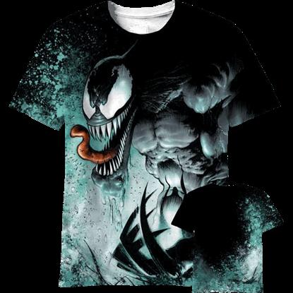 Splatter Venom T-Shirt