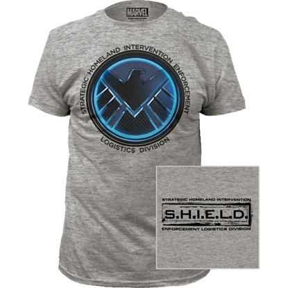 Agents of S.H.I.E.L.D. Emblem T-Shirt