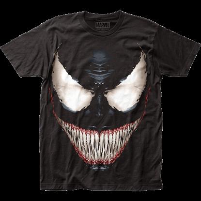 Venom Sinister Smile T-Shirt