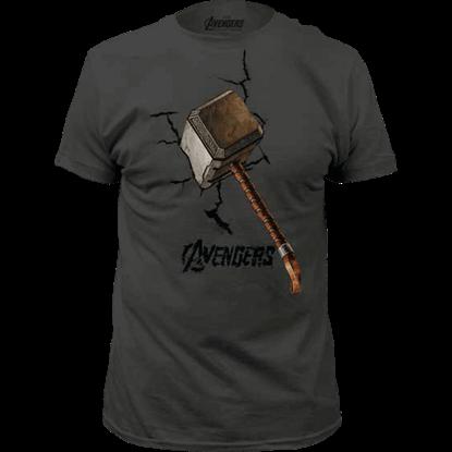 Avengers 2 Mjolnir T-Shirt