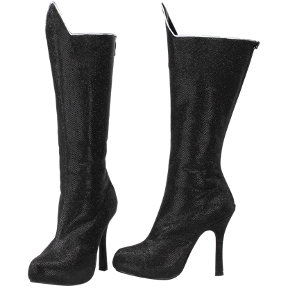 Villain Knee High Stiletto Boots