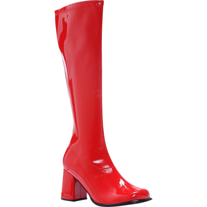 Womens Harlequin Boots