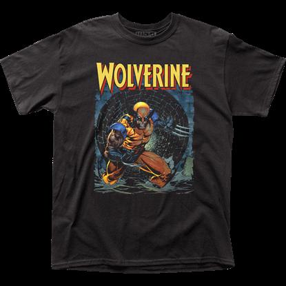 Mens Wolverine Knee Deep T-Shirt