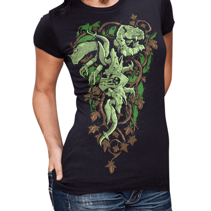 Hunter Legendary Class WoW Junior T-Shirt