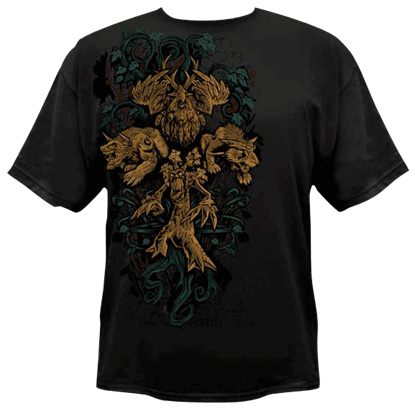 Druid Legendary Class WoW T-Shirt