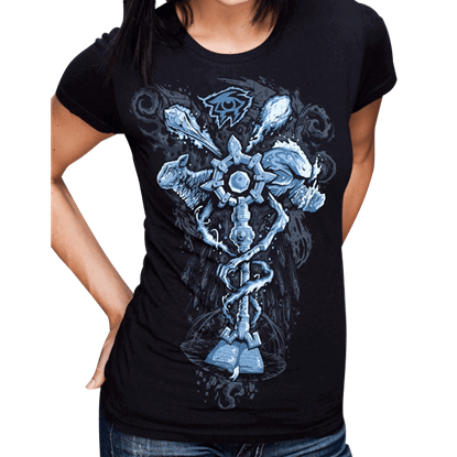 Mage Legendary Class WoW Junior T-Shirt