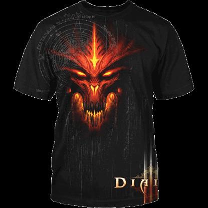 Special Edition Diablo III T-Shirt