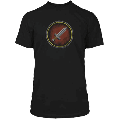 Dungeon Role DPS WoW T-Shirt