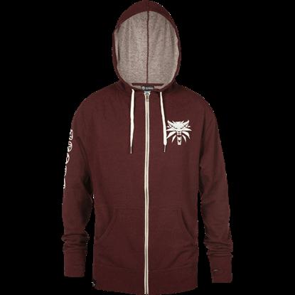 Witcher 3 Arsenal Hooded Jacket