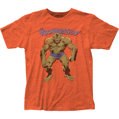 Marvel Comics The Abomination T-Shirt