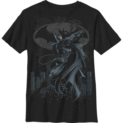 Bat City Kids T-Shirt